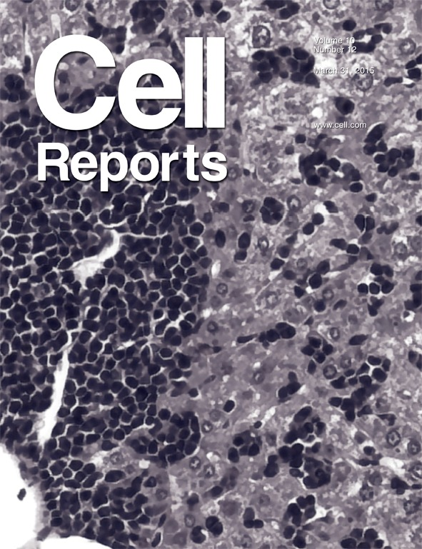 Cell Reports paper